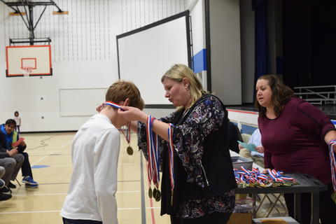 Board of Education Student Recognition - Photo #2