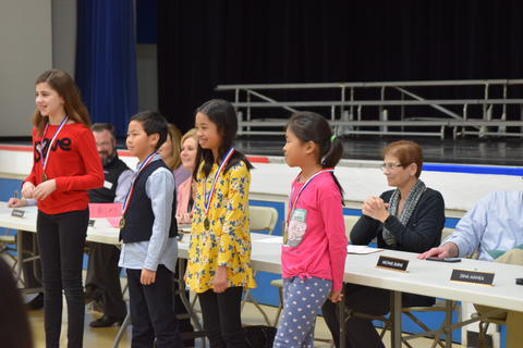 Board of Education Student Recognition - Photo #9
