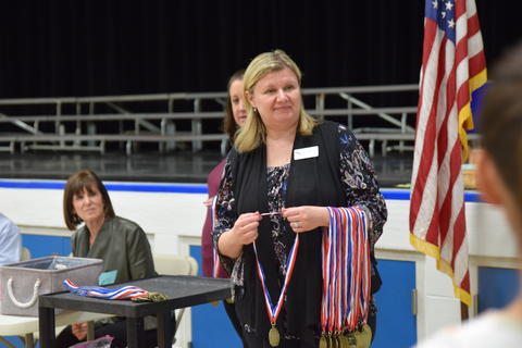 Board of Education Student Recognition - Photo #11