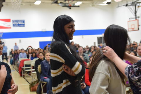 Board of Education Student Recognition - Photo #17