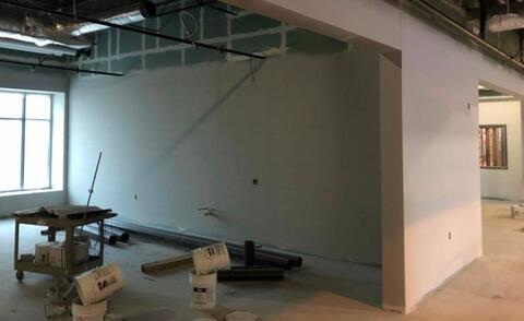 With the drywall taped and finished, painting has started in the second floor classrooms.