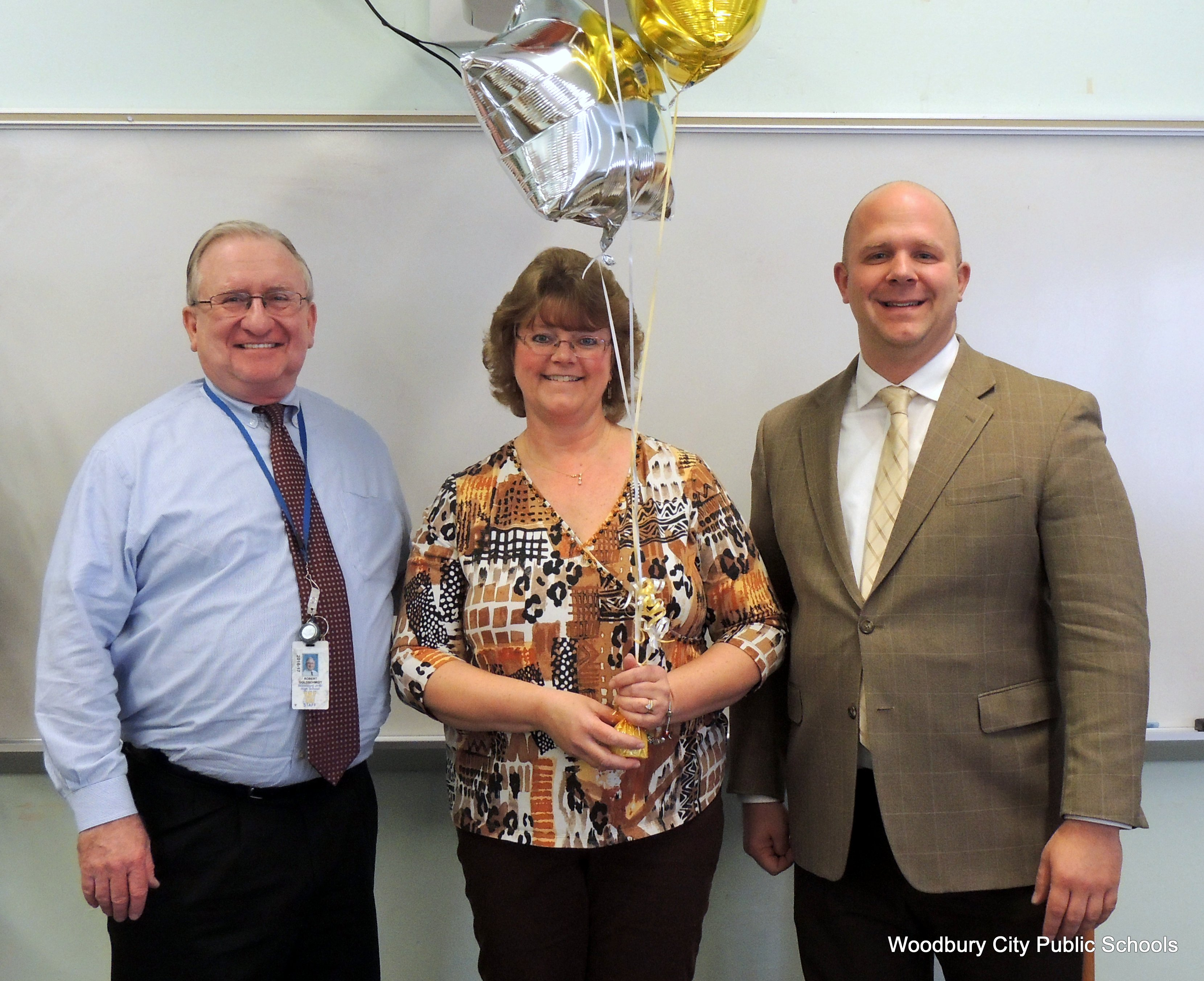 Jeanne Dixon Teacher of the Year 2017