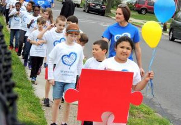 Autism Awareness Walk at West End Memorial