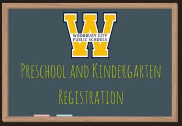Preschool Open House 3/23; Preschool and Kindergarten Registration 3/28-3/30