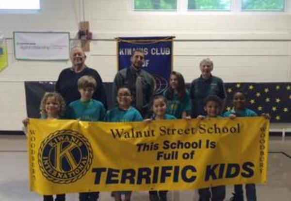 May Terrific Kids at Walnut Street
