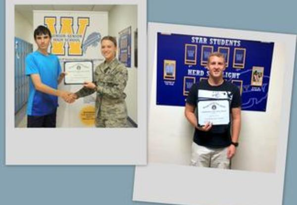 United States Air Force Recruiting Service Awards Announced