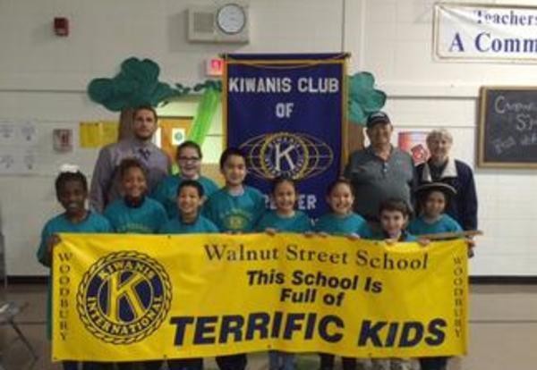 Walnut Street Terrific Kids for April