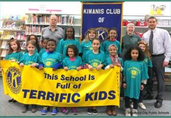 Evergreen Avenue School's Terrific Kids