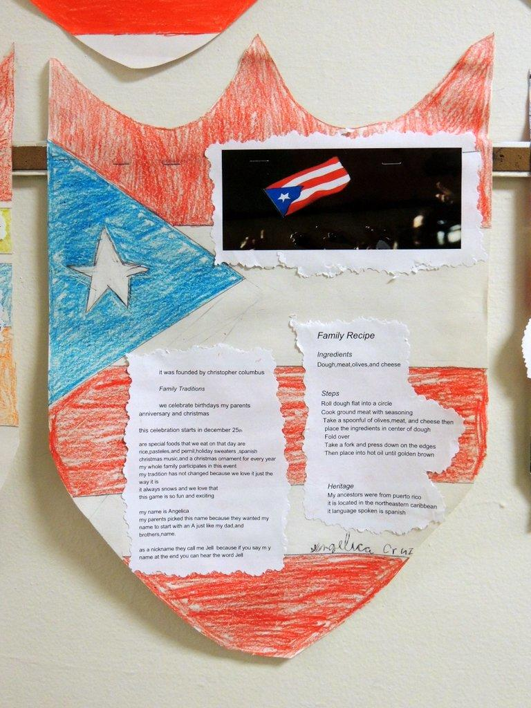 West End Fifth Grade Project | District