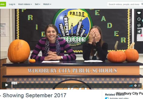 New PRIDE Video from Evergreen Avenue School