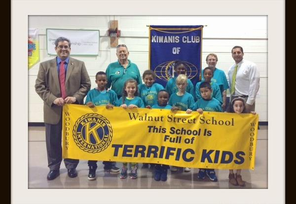 Congratulations to the Terrific Kids Named at Walnut Street School