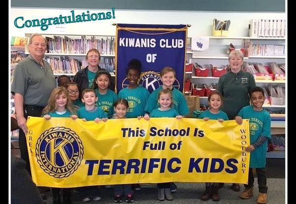 Evergreen Avenue's Terrific Kids - November 2017