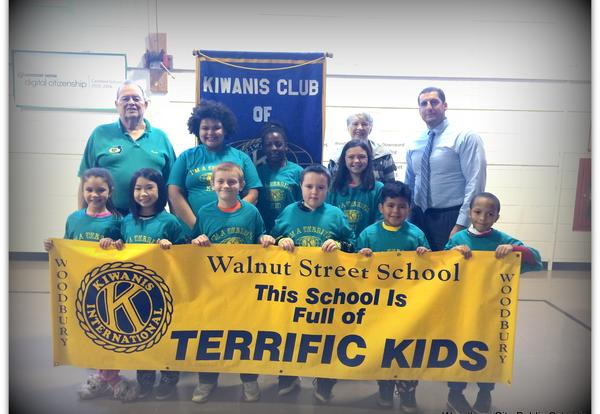 December Terrific Kids at Walnut Street School