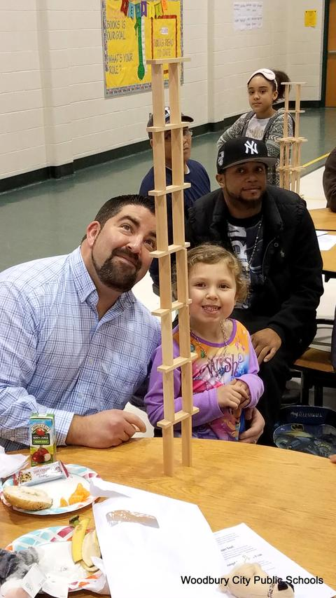 Evergreen Avenue Hosts Fathers Breakfast image for 20180215_080439