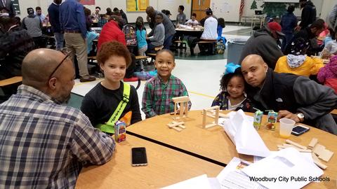Evergreen Avenue Hosts Fathers Breakfast image for 20180215_080850