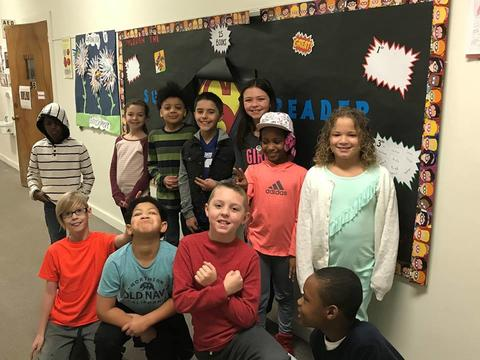 Walnut Street Students Reach Their 25 Book Goal image for 28685211_1612016492226428_6468117376924466759_n