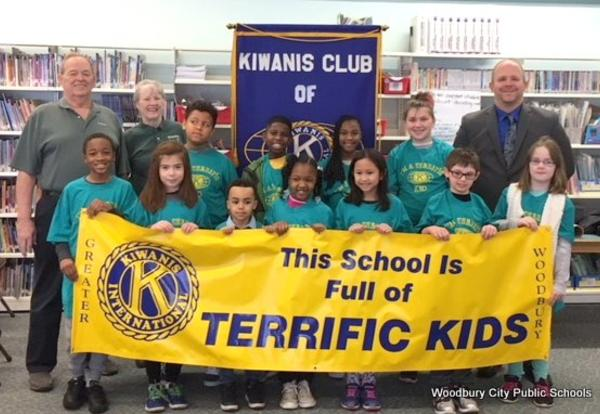Evergreen Avenue's Terrific Kids for February