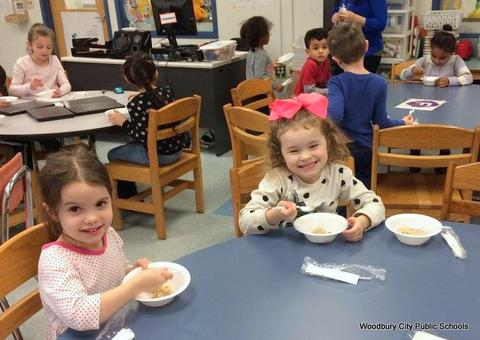 Healthy Food Lesson at Walnut Street School image for 520