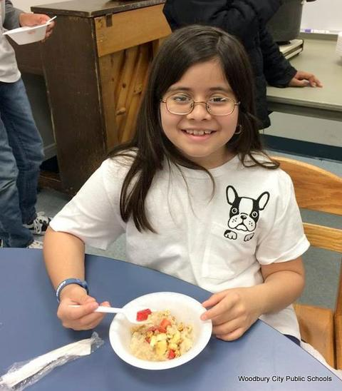 Healthy Food Lesson at Walnut Street School image for 392
