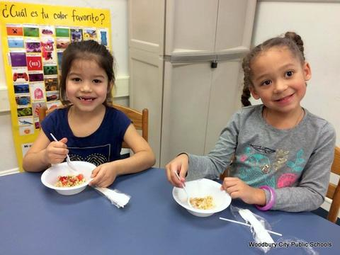 Healthy Food Lesson at Walnut Street School image for 704