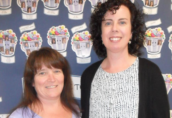West End Memorial's Staff of the Month for April