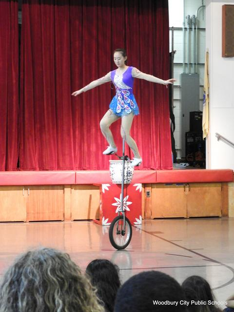 WA Chinese Acrobat Assembly 157