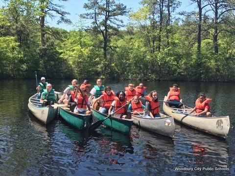 Annual 5th Grade Camping Trip 0020