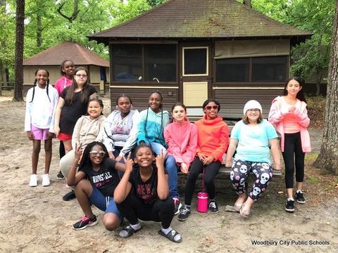 Annual 5th Grade Camping Trip 0043