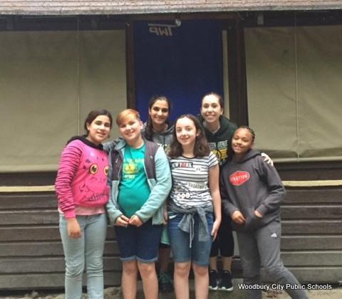 Annual 5th Grade Camping Trip 0045