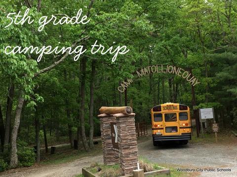 Annual 5th Grade Camping Trip 0052