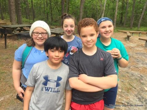 Annual 5th Grade Camping Trip 0105