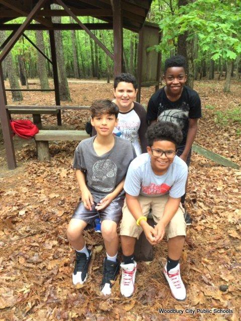 Annual 5th Grade Camping Trip 0117
