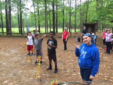 Annual 5th Grade Camping Trip 0127