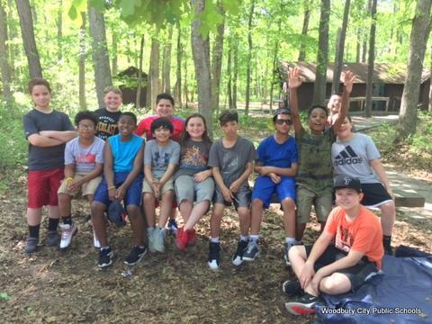 Annual 5th Grade Camping Trip 0128