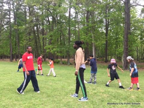 Annual 5th Grade Camping Trip 0137