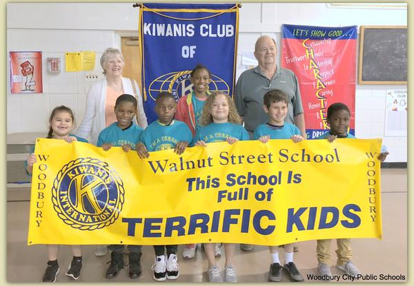 Walnut Street Terrific Kids for May 2018