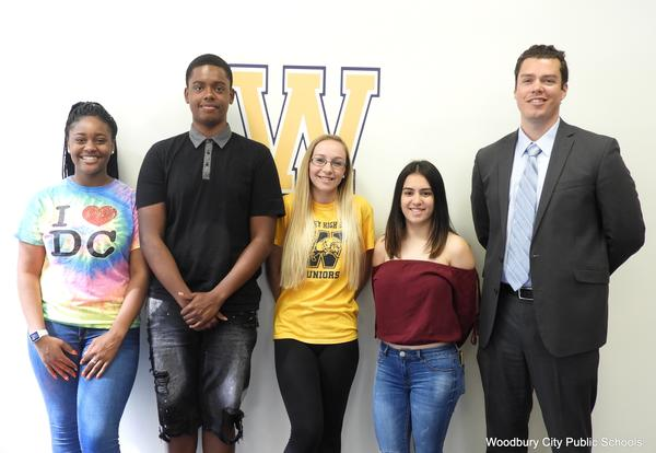 WHS Students of the Month for May