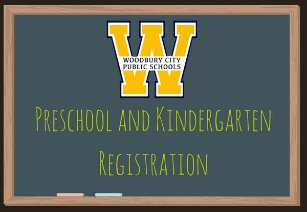PRESCHOOL AND KINDERGARTEN REGISTRATION - OPEN