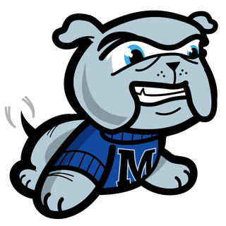 Middleton Bulldog Logo
