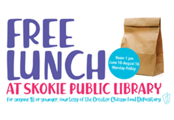 Around Town: Free Lunch @ the Library
