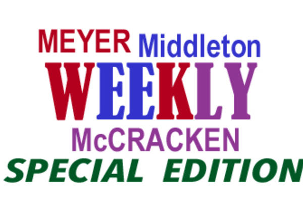 The March 13th Weekly Special Edition
