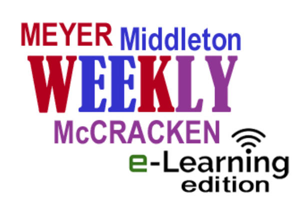 The May 29th Weekly: eLearning Edition