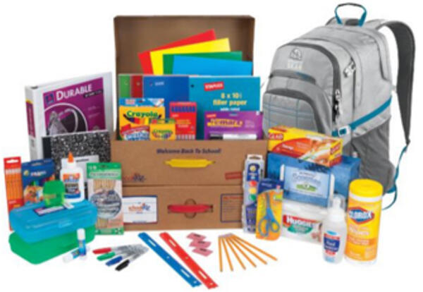Online School Supply Sale for 20-21 School Year