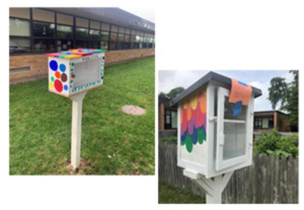 Middleton's Little Free Library