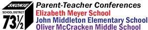 Parent-Teacher Conferences Banner