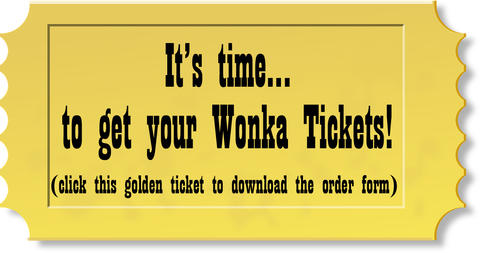 It's time to get your Wonka Tickets