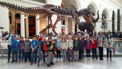 4th and 5th Grade Visit to the Field Museum