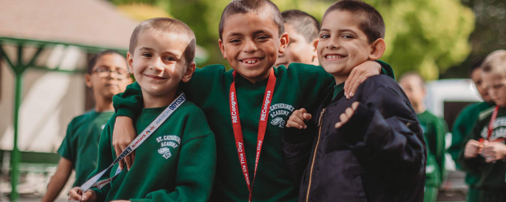 A great place to be a boy! Learn why SCA's all-boys program is so effective.