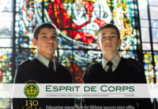 Esprit de Corps Newsletter Online Edition Ready to View
