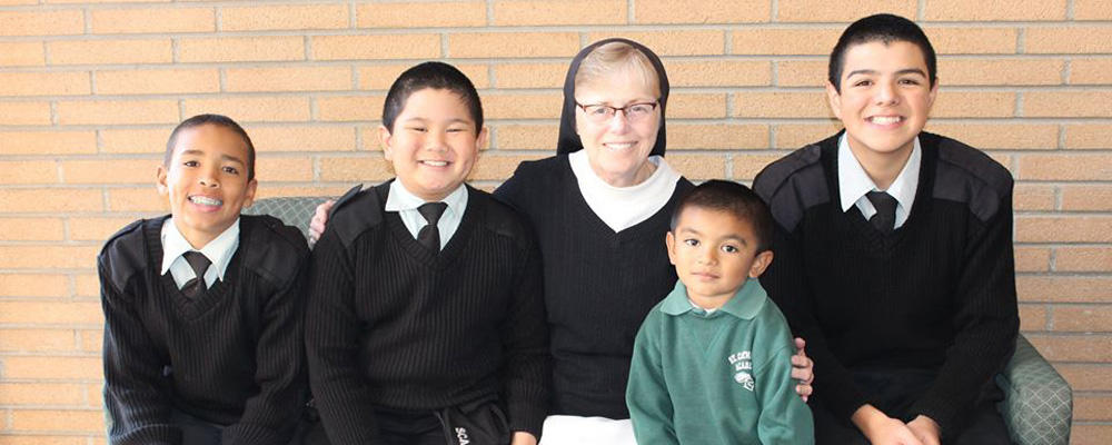 Latest Message and Reflection from Sister Johnellen